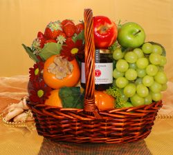 Purim Standard Fruit Basket