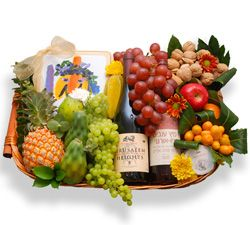 Pesach Deluxe Basket
